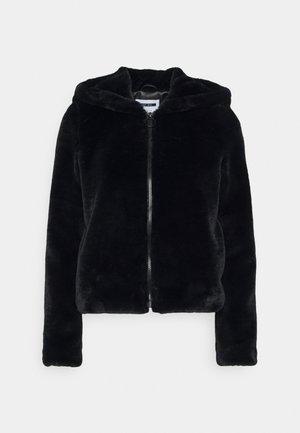 NMLOMA JACKET - Zimní bunda - black