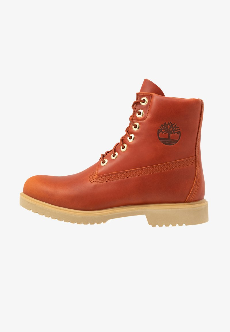 "Timberland - 1973 NEWMAN6"" BOOT WP - Lace-up ankle boots - rust"