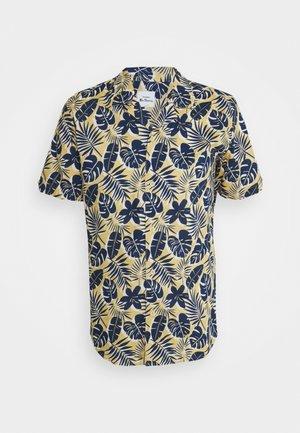 BOTANICAL PRINT - Shirt - pale yellow