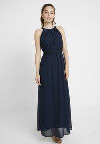 Vero Moda - VMSALLY DRESS - Maxikjole - total eclipse - 0