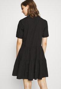 Vero Moda - VMDELTA DRESS - Skjortekjole - black - 2