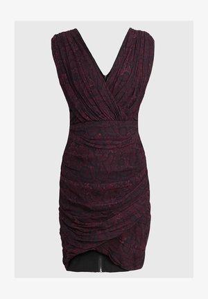 SERENA STANZA  - Shift dress - red