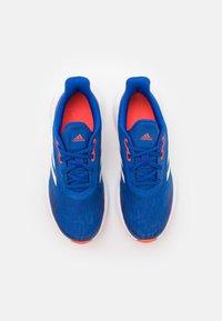 adidas Performance - EQ21 RUN UNISEX - Neutral running shoes - team royal blue/footwear white/solar red - 3