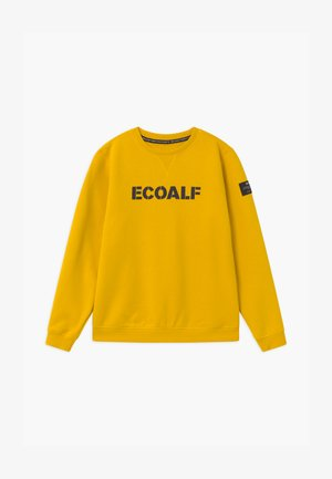 PAPAYA KIDS UNISEX - Sweatshirt - mustard