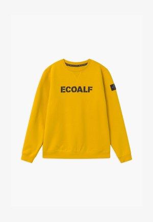 PAPAYA KIDS UNISEX - Sweatshirts - mustard