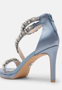 Buffalo - ANNA - Sandaler - light blue - 7