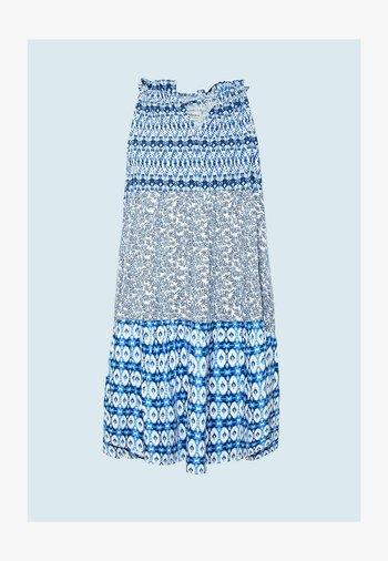 MANUELA - Day dress - blue