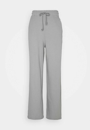 ALL YOU NEED PANTS - Tracksuit bottoms - gray