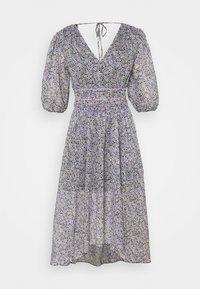 maje - RILOTA - Korte jurk - bleu - 5