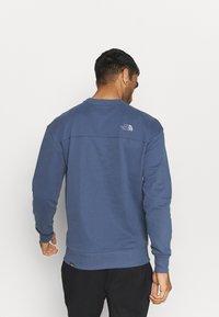 The North Face - CAMPEN  - Sweatshirt - vintage indigo - 2