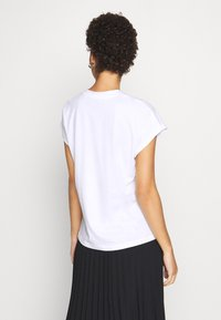Anna Field - MODERN TEE - T-shirts basic - white - 2