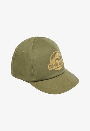 CAP JURASSIC WORLD - Cap - ivy green