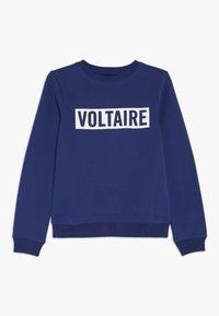 Zadig & Voltaire - Sweatshirt - blue - 0