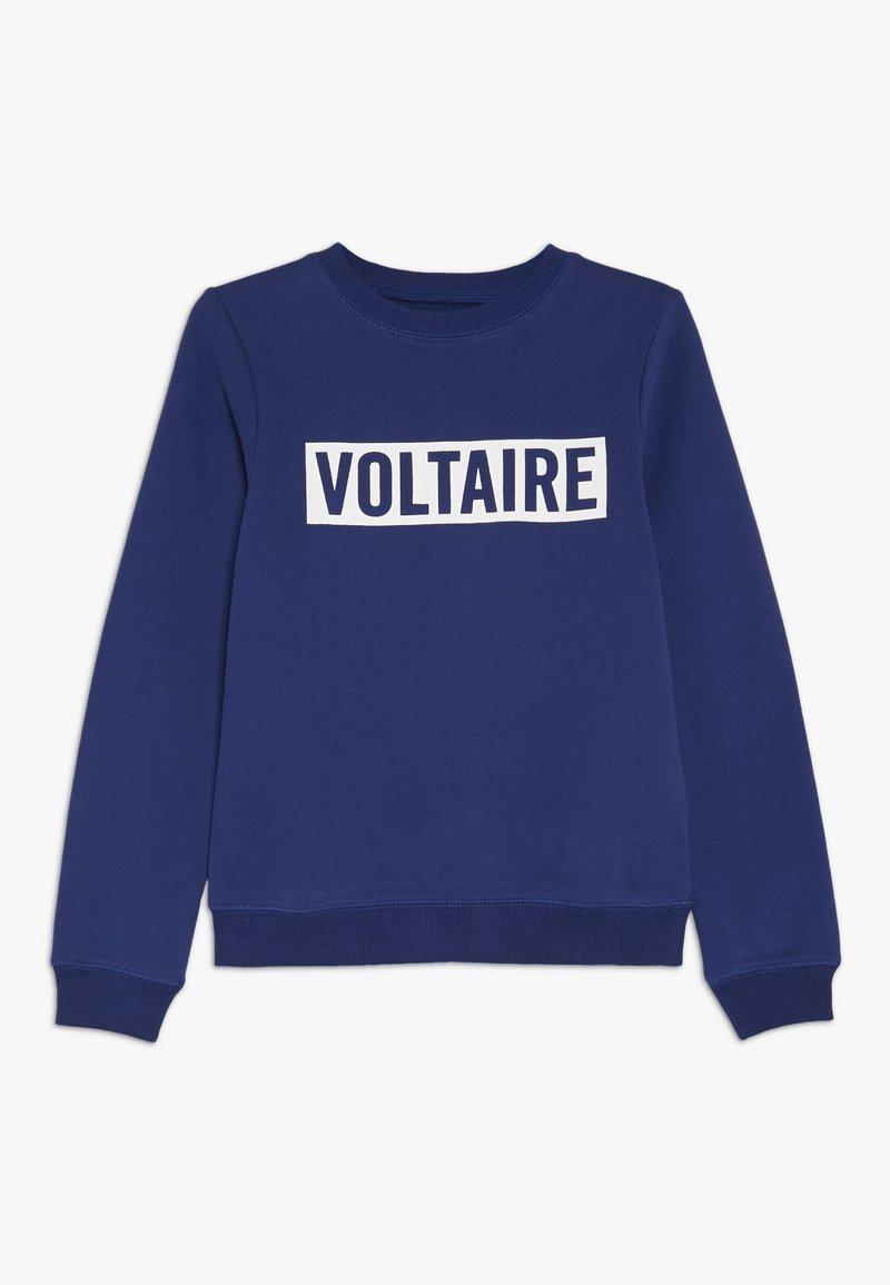 Zadig & Voltaire - Sweatshirt - blue