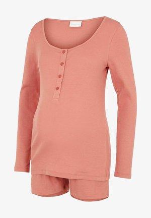 Pyjamas - brick dust