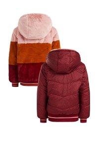 WE Fashion - Winterjas - pink - 5