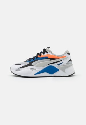 RS-X³ PRISM UNISEX - Sneakers - gray violet/white/ultra orange