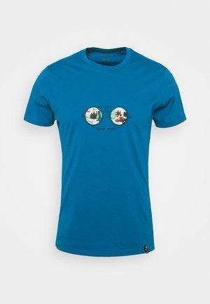 VIEW - T-shirt z nadrukiem - neptune