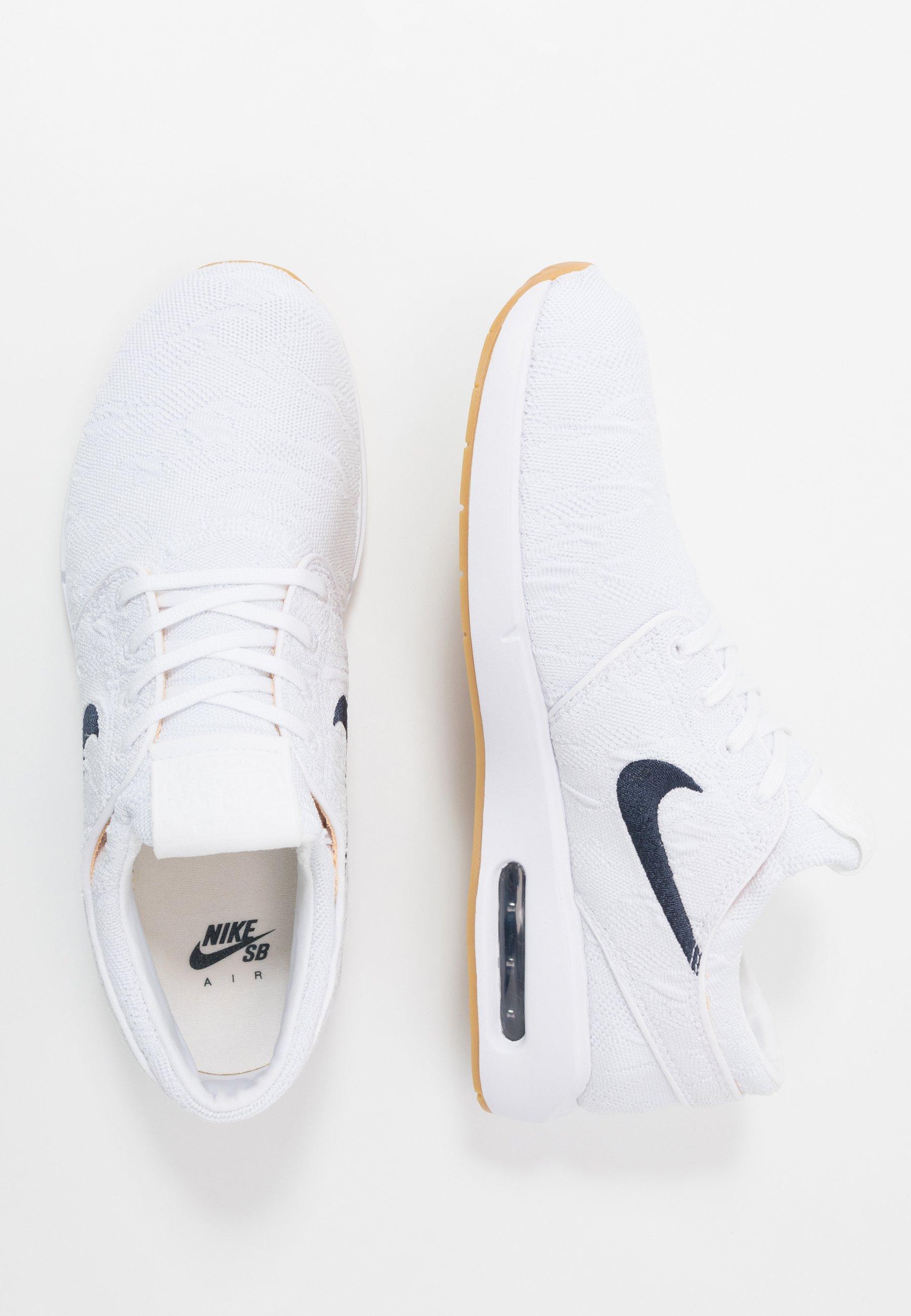 JANOSKI MAX Sneakers whiteobsidiancelestial goldlight brown