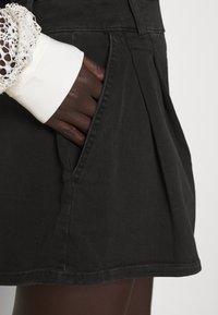 Iro - TOCEY - Jeans Shorts - used black - 5