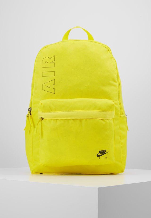 AIR HERITAGE  - Sac à dos - opti yellow/black