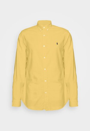 LONG SLEEVE SPORT - Shirt - fall yellow