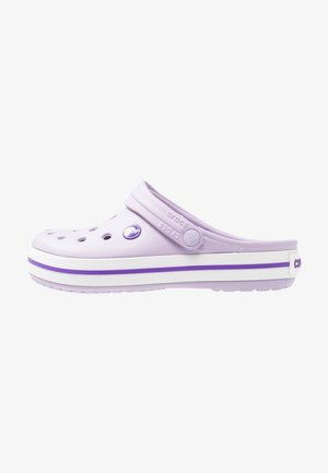 CROCBAND  - Pantofle - lavender/purple