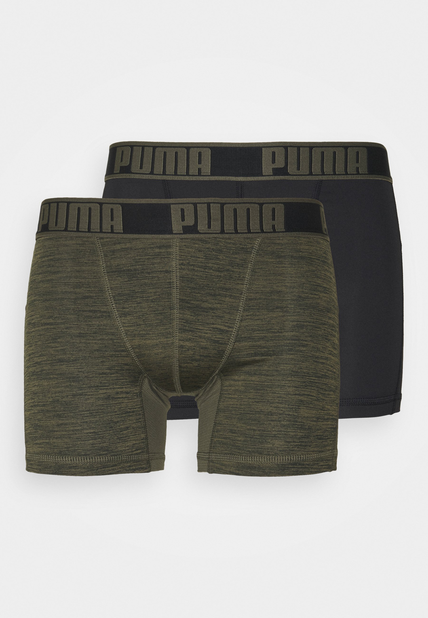 Uomo ACTIVE GRIZZLY BOXER 2 PACK - Culotte