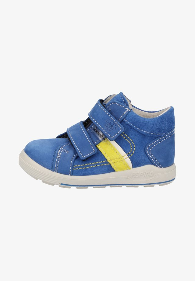 Chaussures à scratch - dark blue
