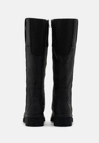 Timberland - GRACEYN TALL SIDE ZIP WP - Boots - black - 3