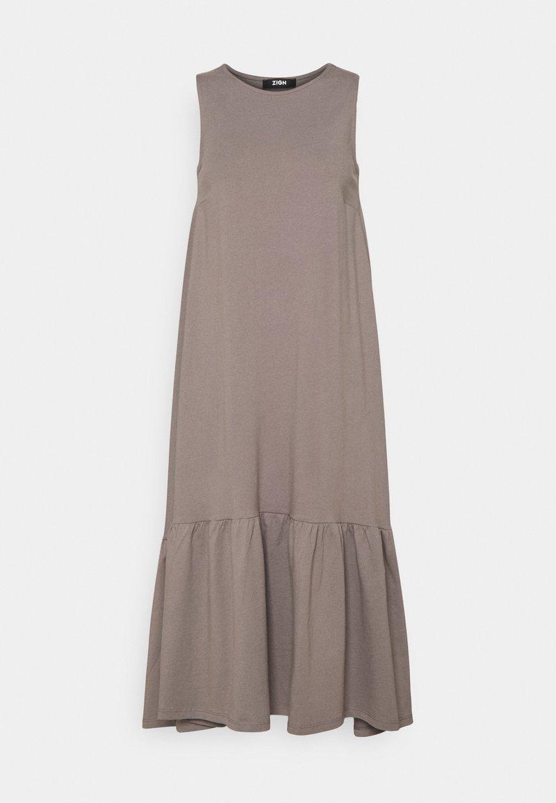 Zign - Maxi dress - dark grey
