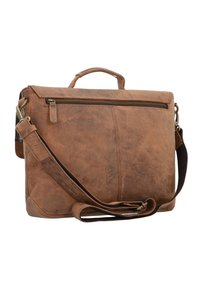 Harold's - Briefcase - brown - 2