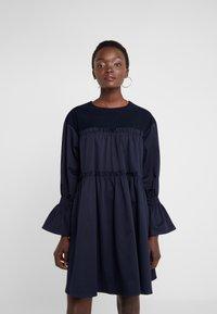 Mykke Hofmann - KETA - Day dress - dark blue - 0