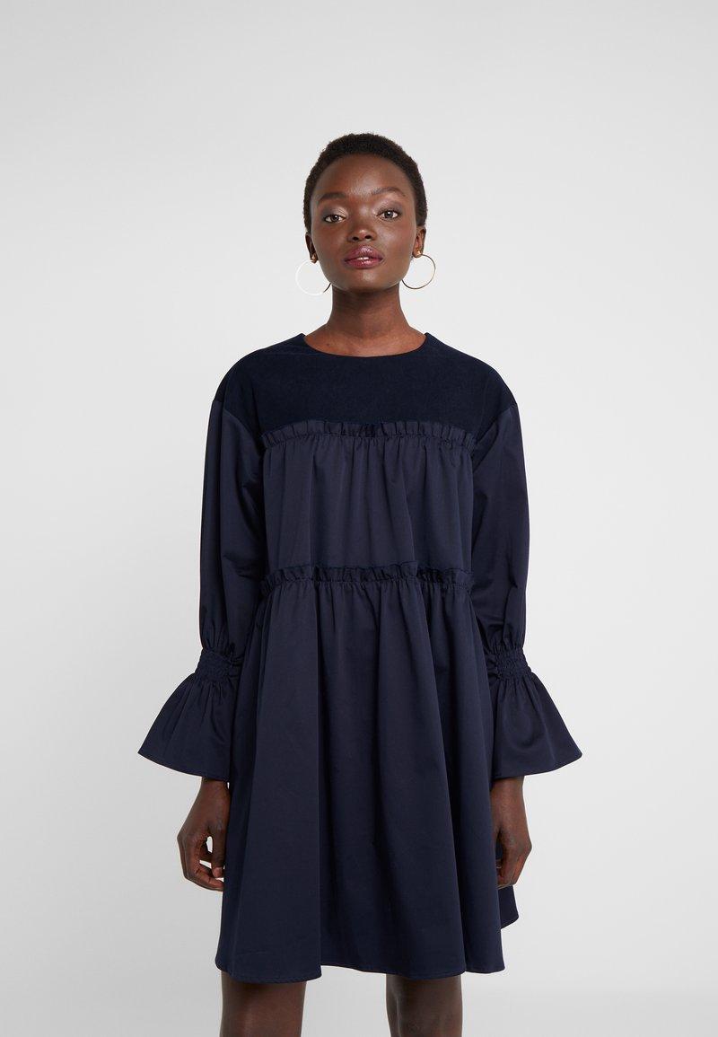 Mykke Hofmann - KETA - Day dress - dark blue
