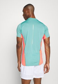 ASICS - TENNIS - Sports shirt - techno cyan - 2