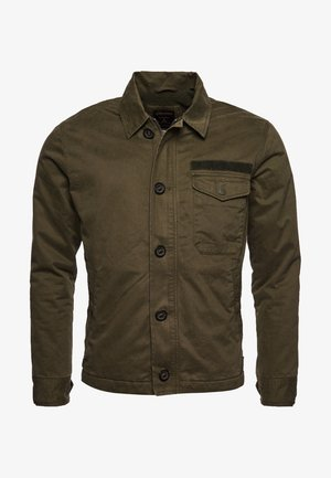Summer jacket - authentic khaki