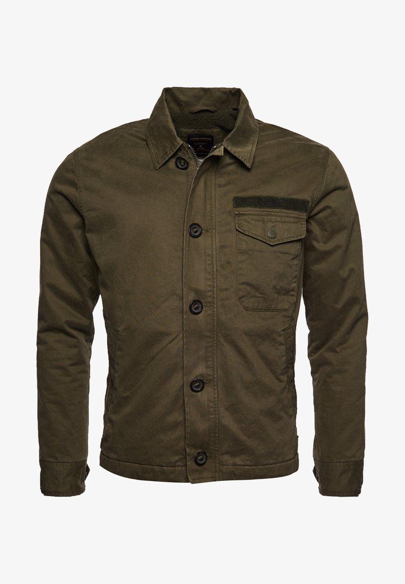 Superdry - Summer jacket - authentic khaki