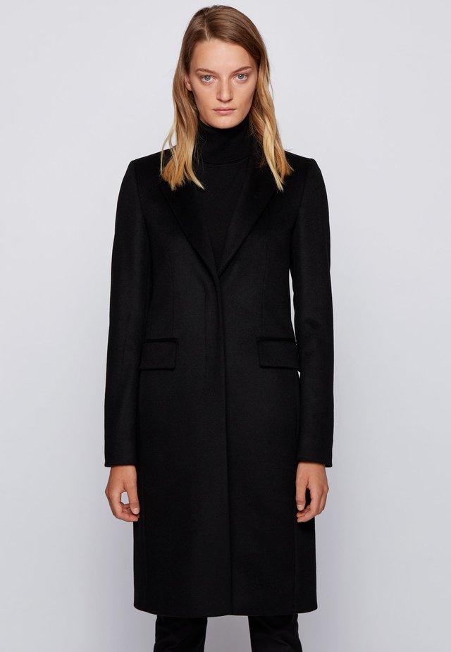 CANATI - Classic coat - black