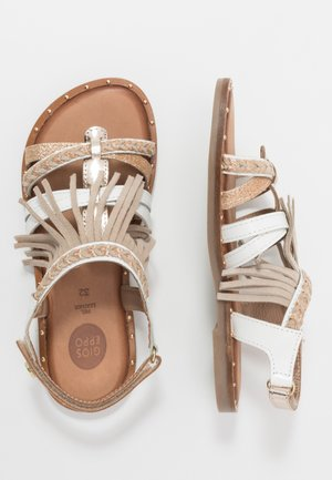 LATERINA - Sandals - blanco