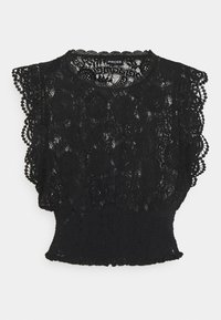 Pieces - PCMIRINA - Blouse - black - 0