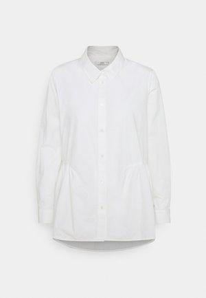 ONLNEW CANBERRA LIFE  - Button-down blouse - cloud dancer