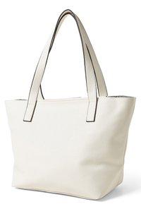 TOM TAILOR - MIRI ZIP  - Tote bag - white - 2
