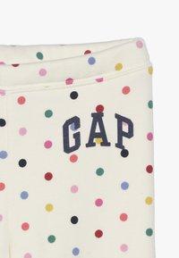 GAP - TODDLER GIRL ARCH - Leggings - multi/milk/pink - 3