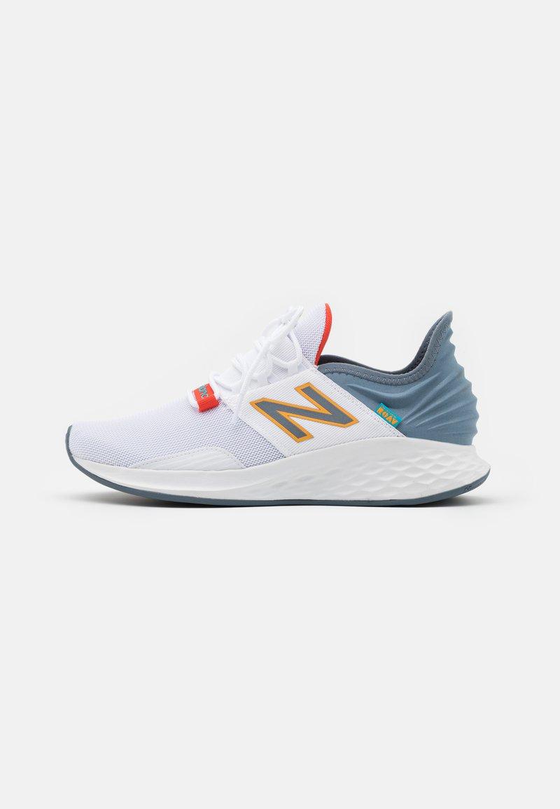 New Balance - FRESH FOAM ROAV - Neutrala löparskor - white