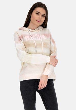 FAVORITE - Hoodie - pastel batik