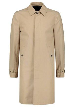 BRITISH MILLERAIN SIGNATURE - Abrigo corto - beige