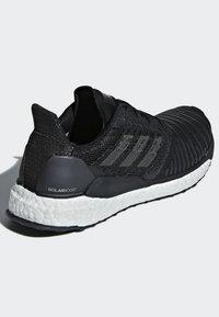 adidas Performance - Solar Boost Shoes - Obuwie do biegania treningowe - black - 3