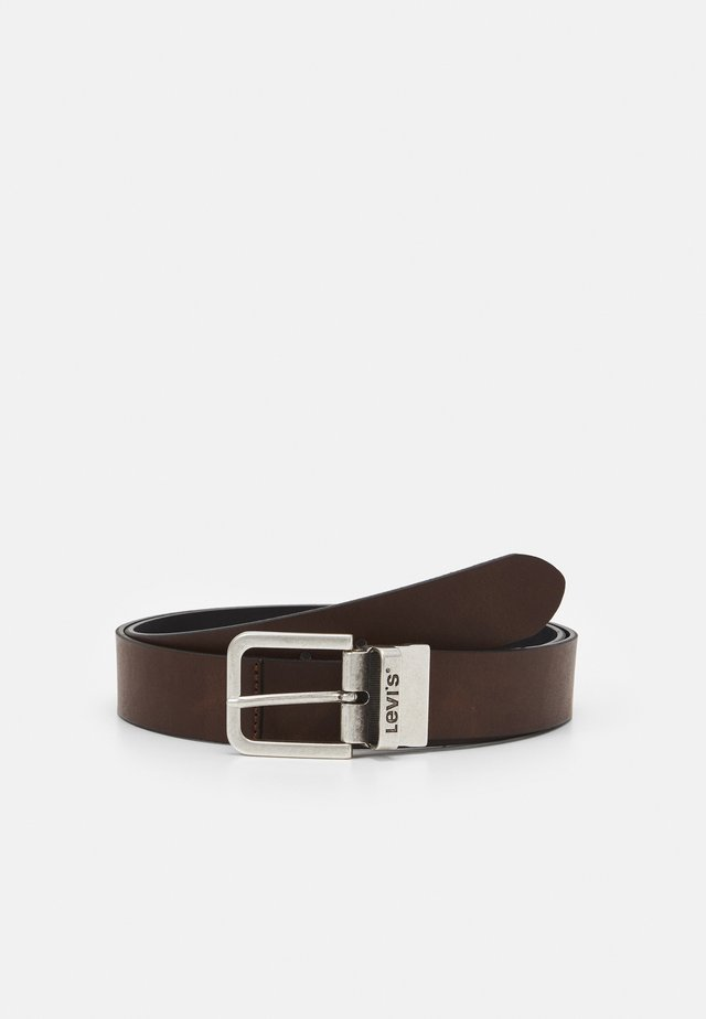 REVERSIBLE CORE PLUS - Ceinture - brown