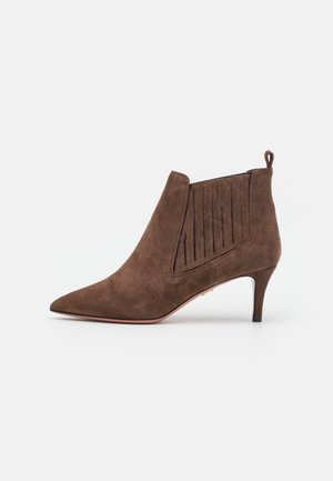 SARA - Ankle boots - tortora