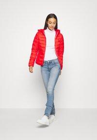 Tommy Jeans - Light jacket - deep crimson - 1